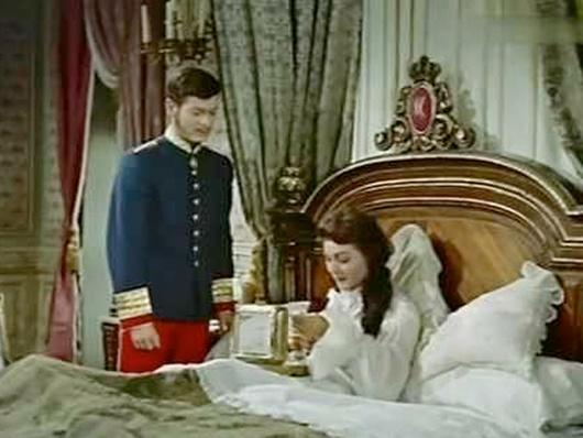 fotograma de la película ¿Dónde vas Alfonso XII?